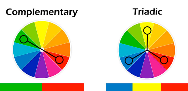 complimentary-and-triadic-colors
