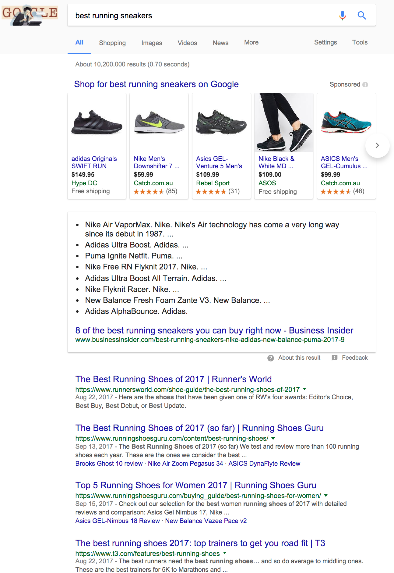 sneaker-reviews-serp-example